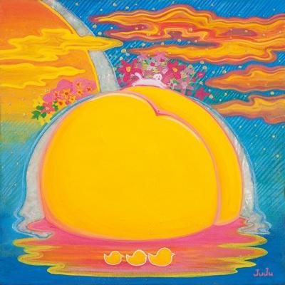 [A0154-0047] Peach Paradise