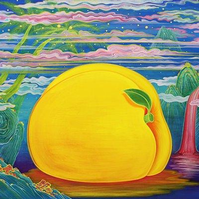 [A0154-0056] Peach Paradise