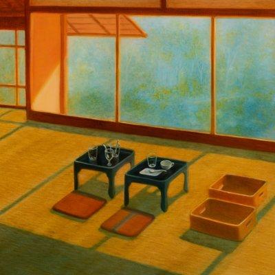 [A0158-0052] Tea room