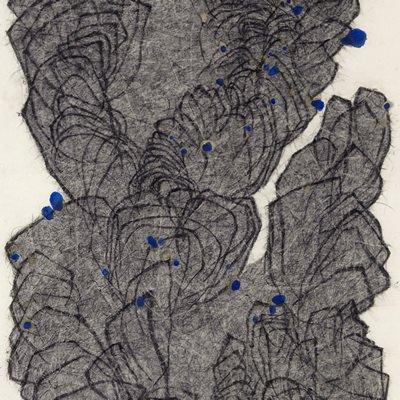 [A0159-0002] 이끼핀 돌