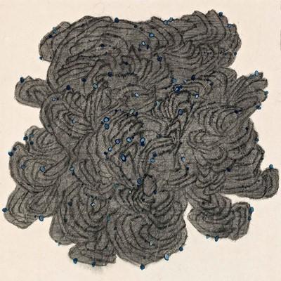 [A0159-0011] 이끼핀 돌