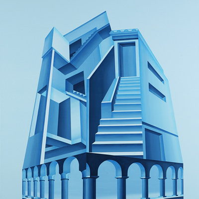 [A0161-0002] 생각의 건축 #1