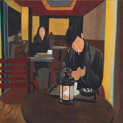 [A0168-0023] Café Noir