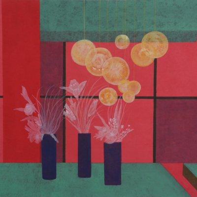 [A0168-0031] 색의 연상 : Hotel Color Series-Flower