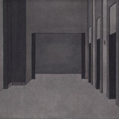 [A0168-0038] 색의 연상 : Hotel Grey Series3