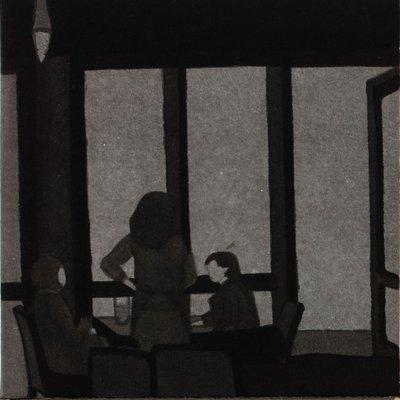 [A0168-0046] 색의연상: hotel grey series6