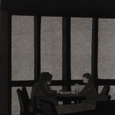 [A0168-0047] 색의연상: hotel grey series7
