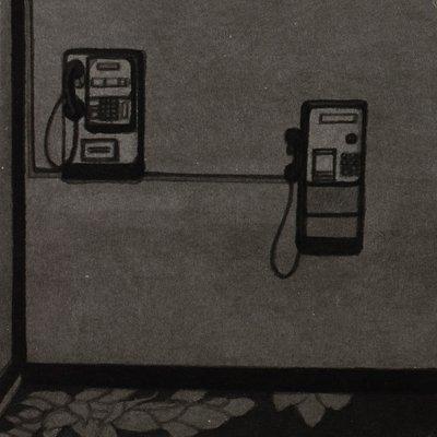 [A0168-0050] 색의연상: hotel grey series10