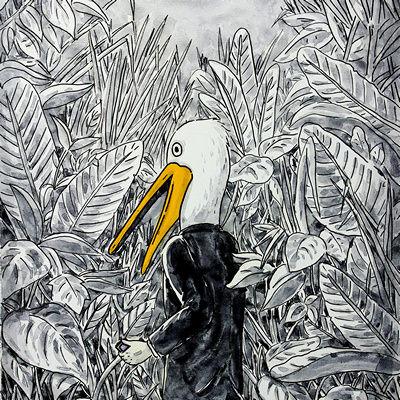 [A0174-0005] Modern Jungler Ⅱ