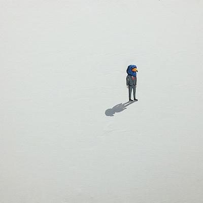 [A0174-0021] 맹금류-배터러수리