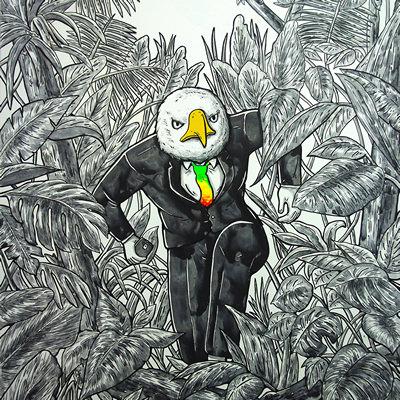 [A0174-0025] Modern Jungler Ⅴ