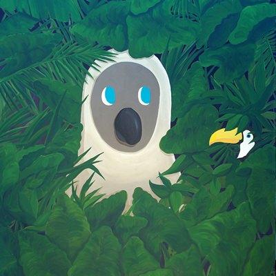 [A0174-0064] Jungle of Dodo I