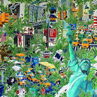 [A0174-0091] Dodo in Newyork