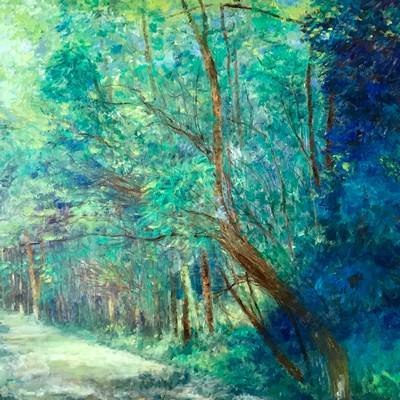 [A0179-0018] 환상의 숲