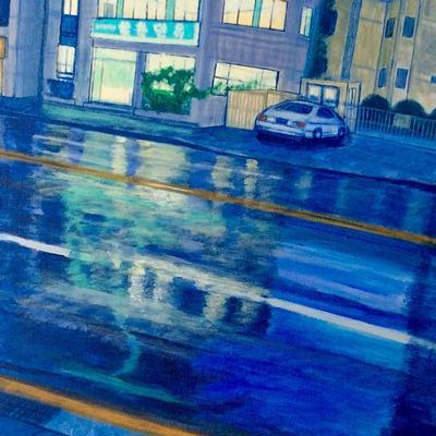 [A0179-0030] Nowhere Blue. no-2