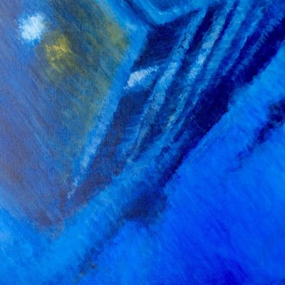 [A0179-0032] Nowhere Blue. no-4