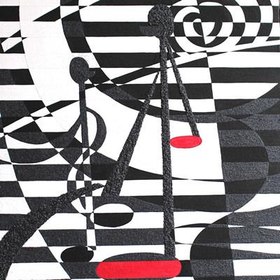 [A0181-0017] Hello, Giacometti