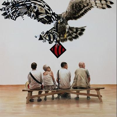 [A0181-0036] Observers- eagle (독수리 관찰자)