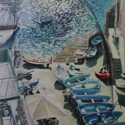 [A0181-0060] 프로포즈 3 (Propose in Cinque Terre)