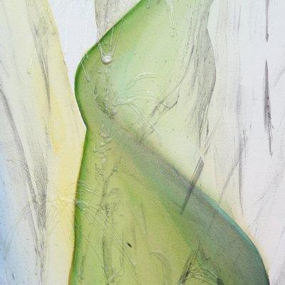 [A0184-0083] 관조4 (대나무)