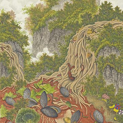 [A0186-0009] Delicious Scape-Autumn