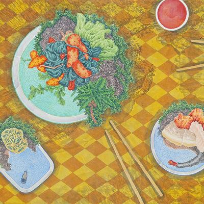 [A0186-0013] Delicious Scape (Suncheon)