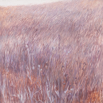 [A0187-0009] A Landscape in Mind '紫色(자색)이 있는 9월'