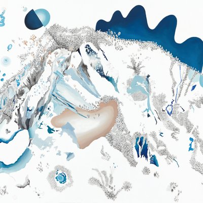 [A0188-0009] 몽블랑-결코 변하지 않을 대자연