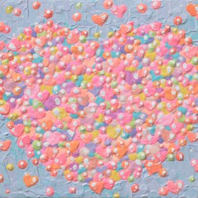[A0192-0046] Happy Birth♥(Love)