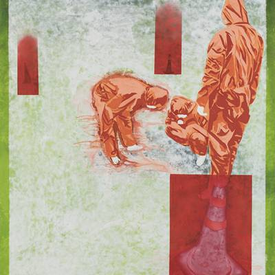 [A0195-0041] 후라질맨-소풍
