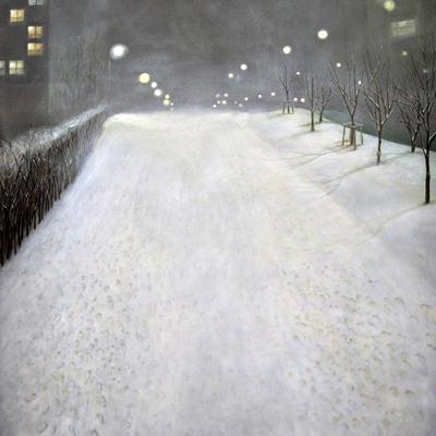 [A0200-0004] Snow Walk