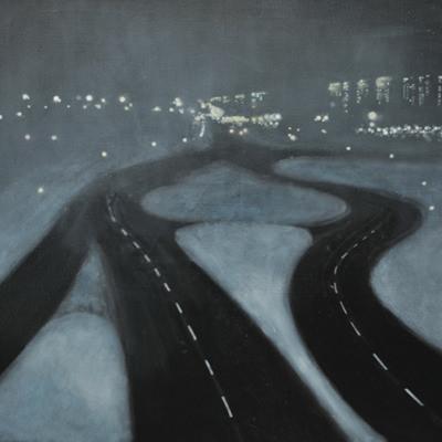 [A0200-0010] Snowy Road