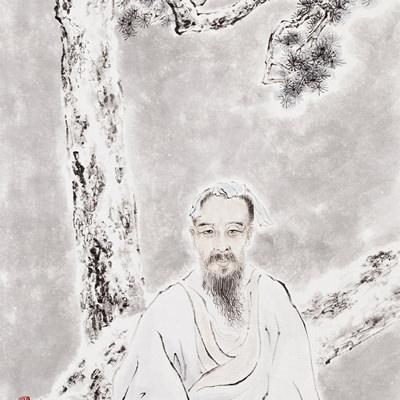 [A0210-0011] 능호관 이인상(凌壺觀 李麟祥)-능호취설(凌壺醉雪) / Yi Insang
