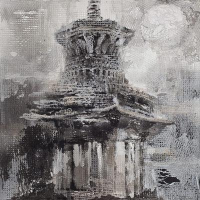 [A0210-0035] 다보탑