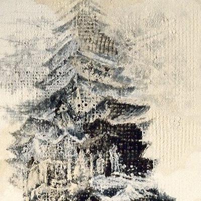 [A0210-0044] 원각사지십층석탑