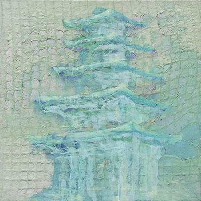 [A0210-0047] 정림사지오층석탑