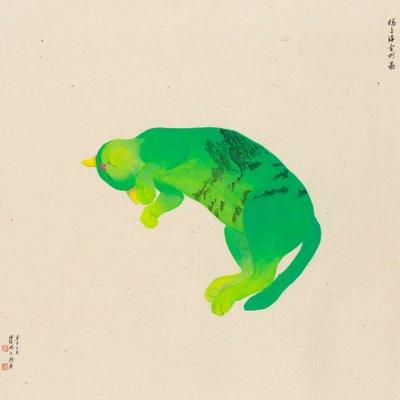 [A0215-0049] 妙猫(묘묘)