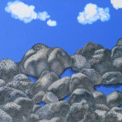 [A0217-0004] 우연한 구름