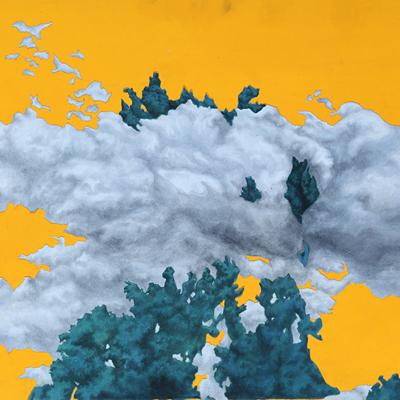 [A0217-0029] 우연한 구름