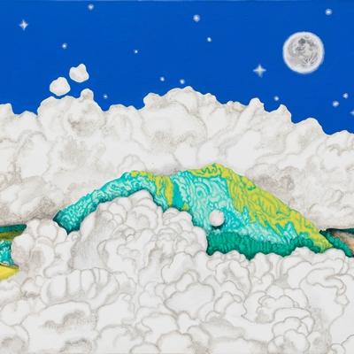 [A0217-0039] 우연한 구름