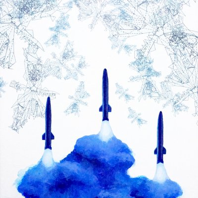 [A0224-0032] 평화미사일