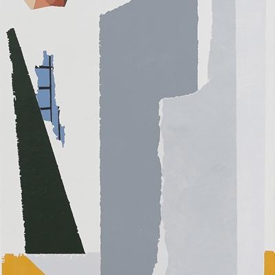 [A0231-0024] Yellow Garden