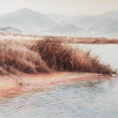 [A0232-0039] 낙동강 풍경