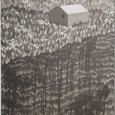 [A0233-0016] 이름없는 집