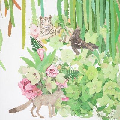 [A0235-0036] 내 인생은 꽃밭(my life is flower garden)