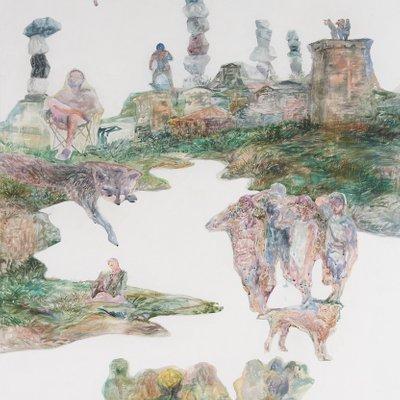 [A0242-0026] 휘발된 이미지들의 섬1