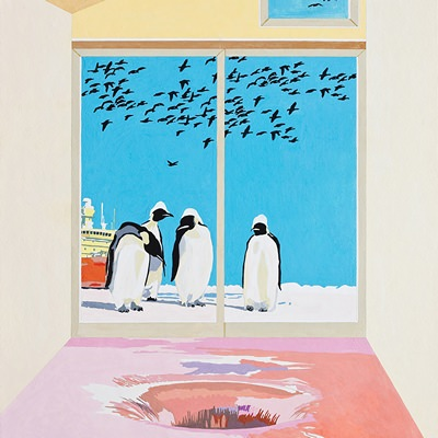 [A0253-0009] 내가 사랑할 때, 나의 사랑이 파아란 하늘에 새들을 놓아준다