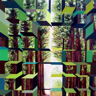 [A0254-0003] Cube tree