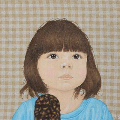 [A0257-0035] 아이스크림 소녀5