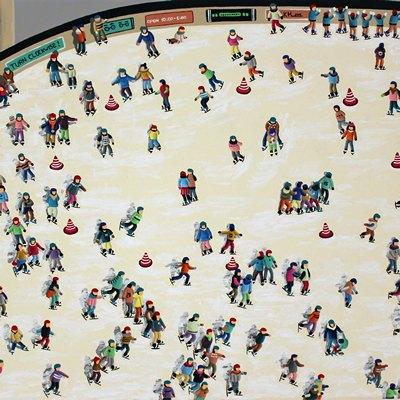 [A0258-0039] Skating